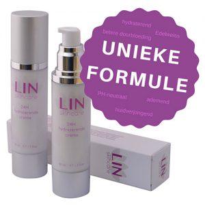 Unieke formule huidverzorging