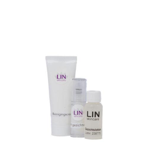 LIN Skincare sample