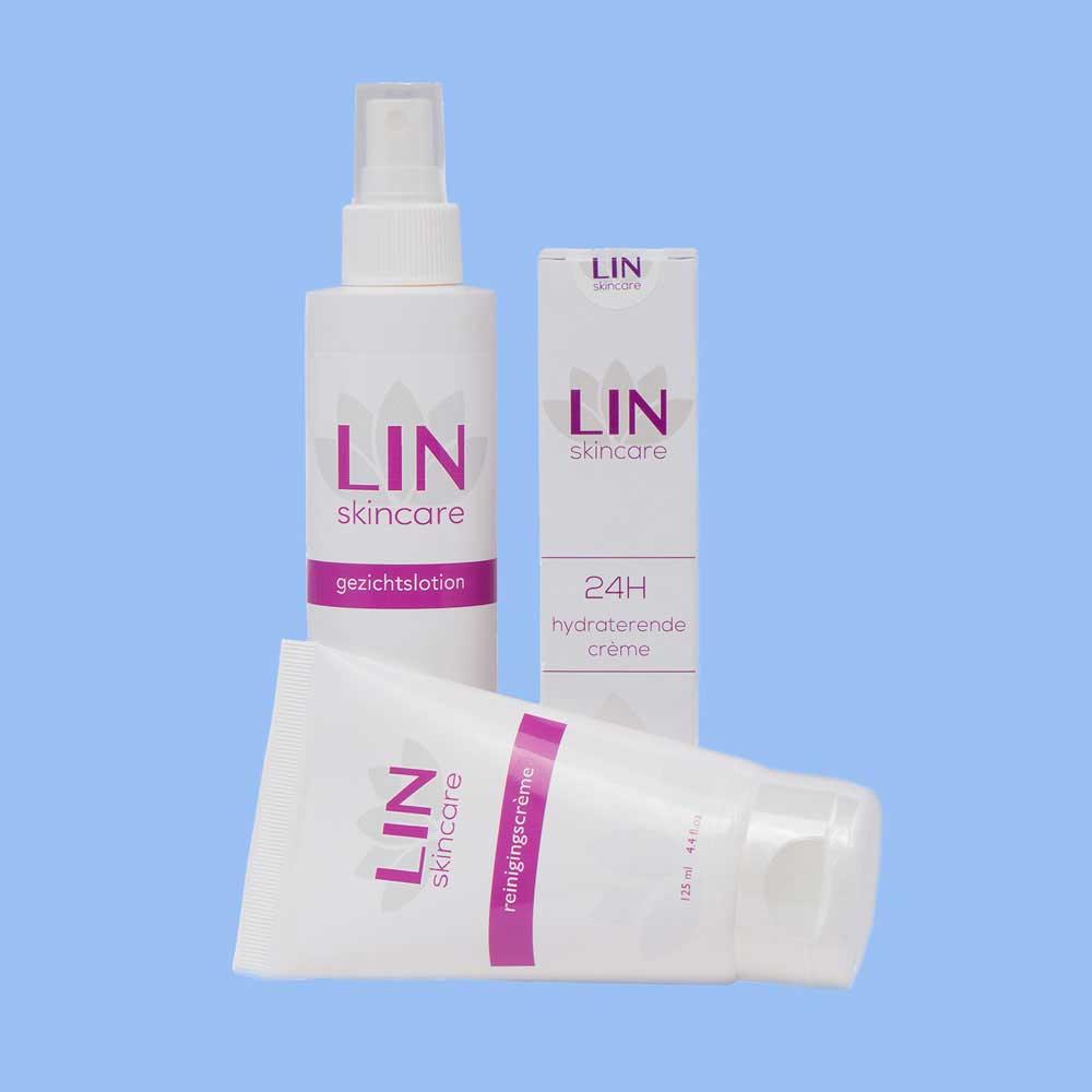 LIN Skincare - unieke formule in huidverzorging!