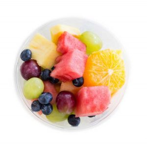 LIN Skincare - gezond eten