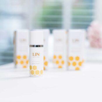 De verzachtende en kalmerende dagcrème van LIN Skincare