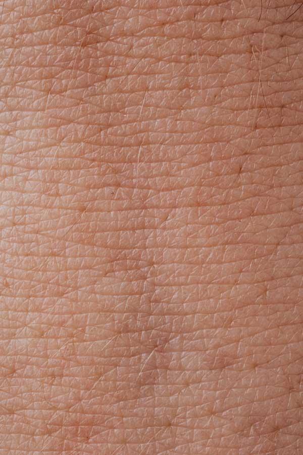 De oplossing voor een droge huid