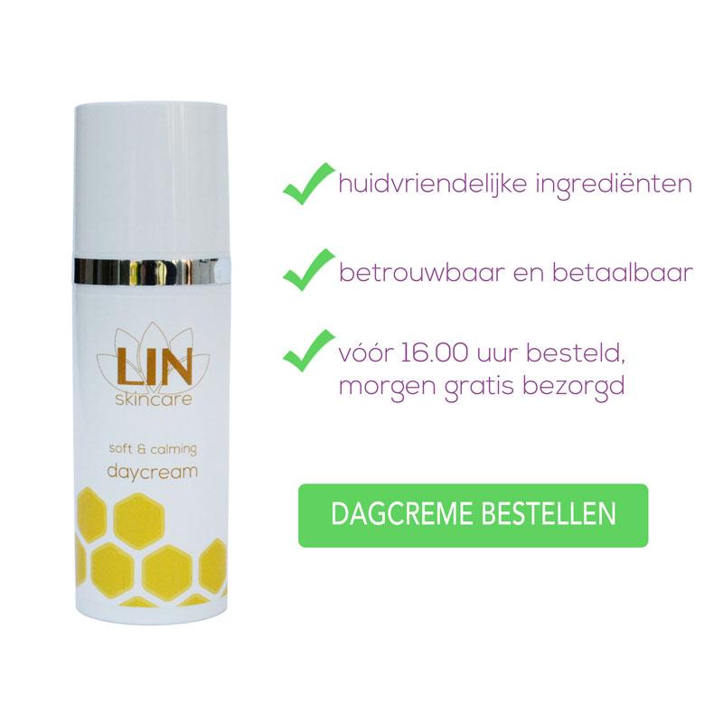 Ervaar de heerlijke producten van LIN Skincare!
