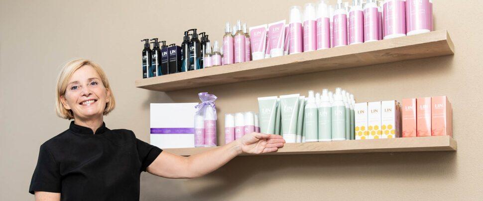 LIN Skincare - huidverzorgingsproducten