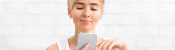 Vrouw met Vitiligo - LIN Skincare Blog