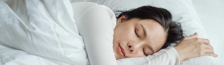 Puistjes slapen LIN Skincare