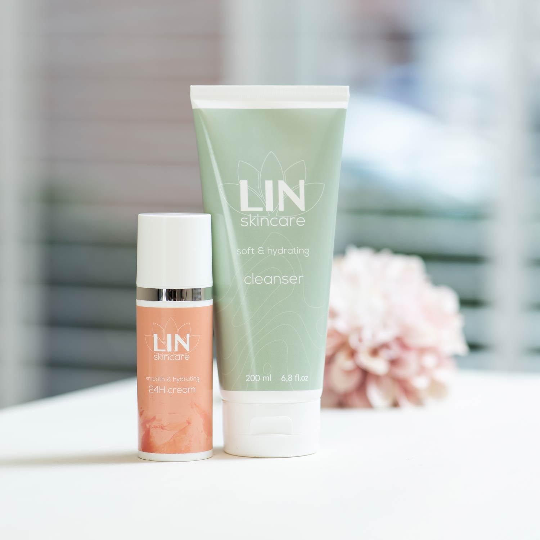 Combideal met heerlijke producten van LIN Skincare