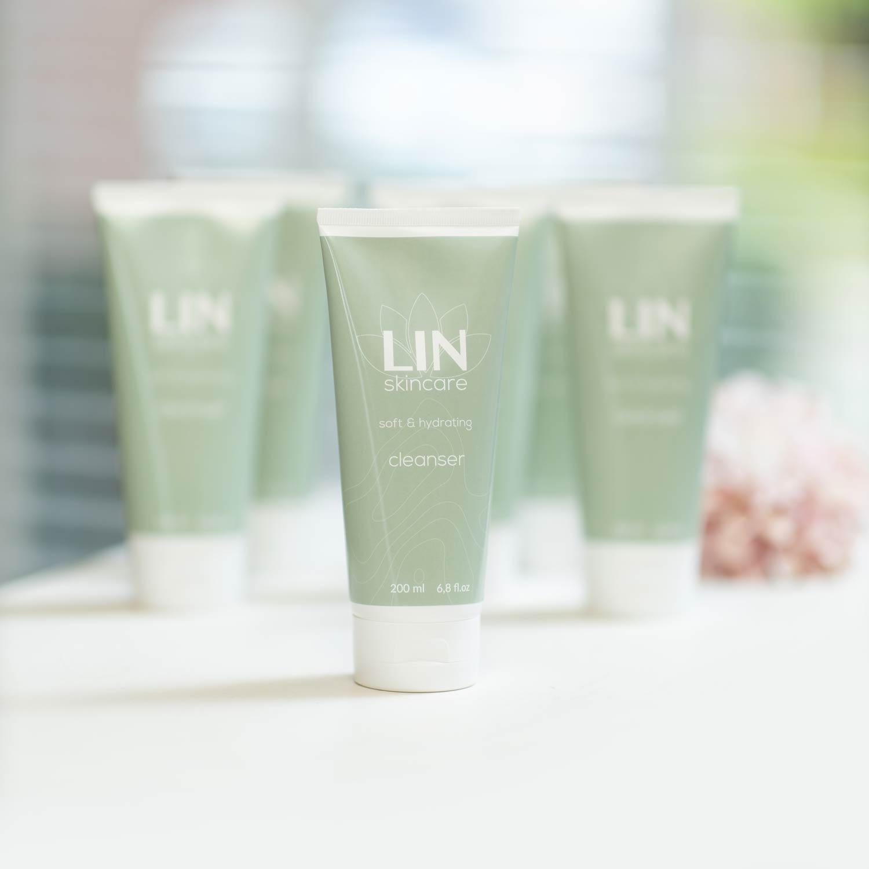 Reinigingscrème | Cleanser van LIN Skincare
