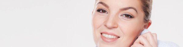 Anti-aging vrouw