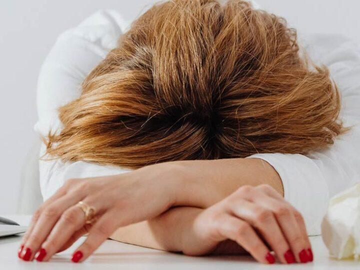 Wat doet stress met je huid?