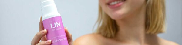 Droge huid? Gebruik de bodycream van LIN Skincare