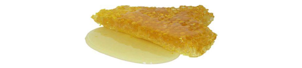 Honing in huidverzorgingsproducten van LIN Skincare