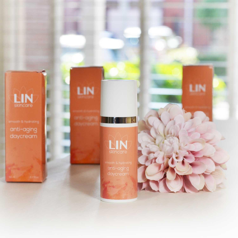 Hydraterende dagcrème van LIN Skincare