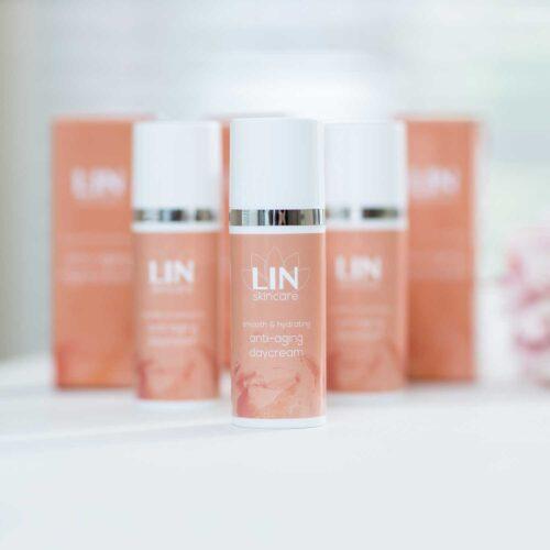 Anti-Aging Dagcrème van LIN Skincare