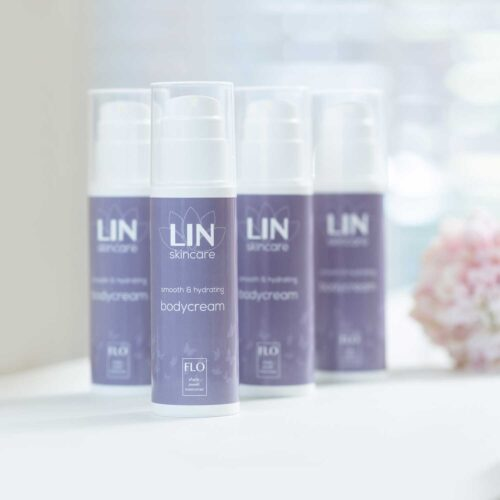 Bodycream FLO van LIN Skincare