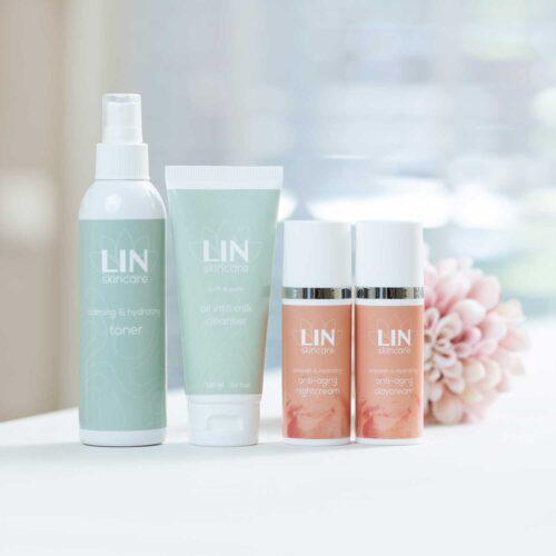 Combideal 10 van LIN Skincare