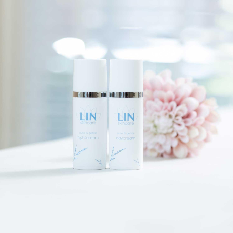 Combideal 9 van LIN Skincare