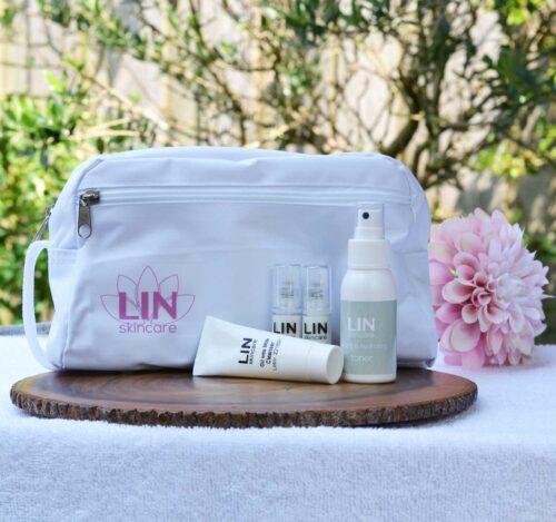 De mini's van LIN Skincare