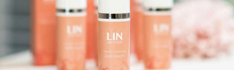 Anti-aging huidverzorging van LIN Skincare